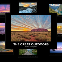 """Kalender """"The Great Outdoors"""""""